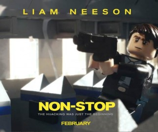 The NON-STOP Trailer Gets LEGO-ized