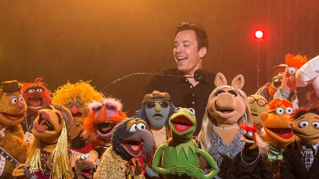 Jimmy Fallon Says Good Bye to LATE NIGHT With The Muppets