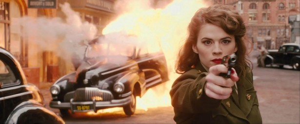 CAPTAIN AMERICA: THE WINTER SOLDIER Writers Offer An Update On ABC's AGENT CARTER Series