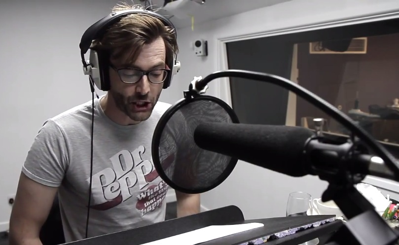 David Tennant Lends His Silky Smooth Vocals To KINECT SPORTS RIVALS
