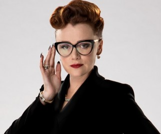 Meet Ms. Delphox: Keeley Hawes to Guest on Season 8 of DOCTOR WHO