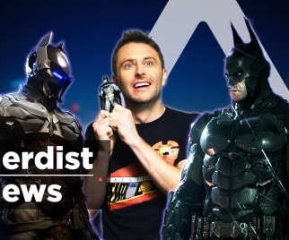 Nerdist News: New Batman Villain Revealed!