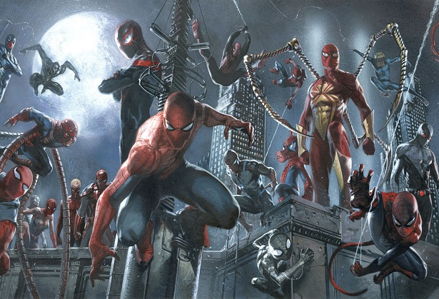 Marvel Debuts SPIDER-VERSE Event Featuring Every Incarnation of Spider-Man