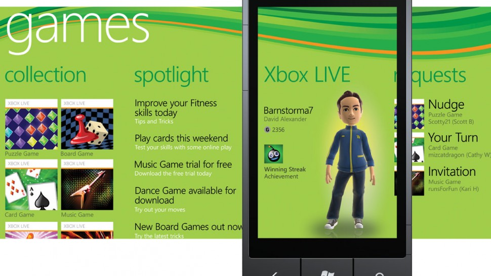 Microsoft Hoping To Expand XBOX LIVE On Mobile Devices