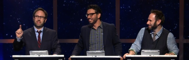 @midnight Last Night: Al Madrigal and the Sklar Brothers