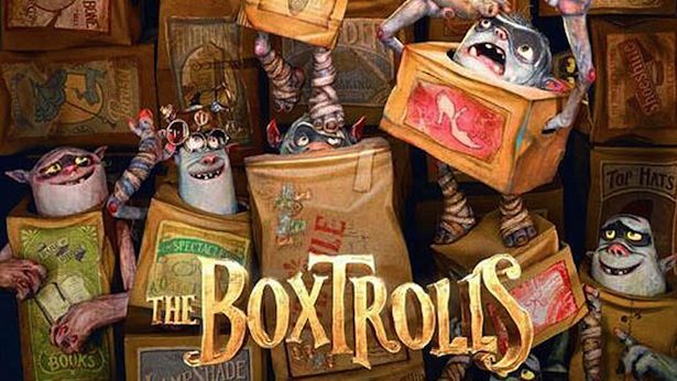 Here's a New Trailer for Laika's THE BOXTROLLS