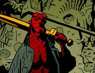 Celebrate Hellboy Day By Winning HELLBOY: THE FIRST 20 YEARS and Hellboy Chocolates!