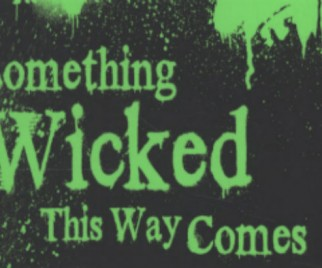 By The Pricking Of My Thumbs, Disney To Remake SOMETHING WICKED THIS WAY COMES