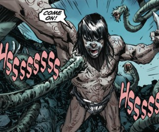 Comic Review: CONAN THE AVENGER #1 – Don't Touch Conan's Boots