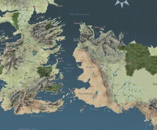 This Fan-Made Interactive GAME OF THRONES Map is Super Helpful, Awesome