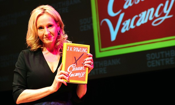 J.K. Rowling's HARRY POTTER Follow-up, THE CASUAL VACANCY is Headed For HBO