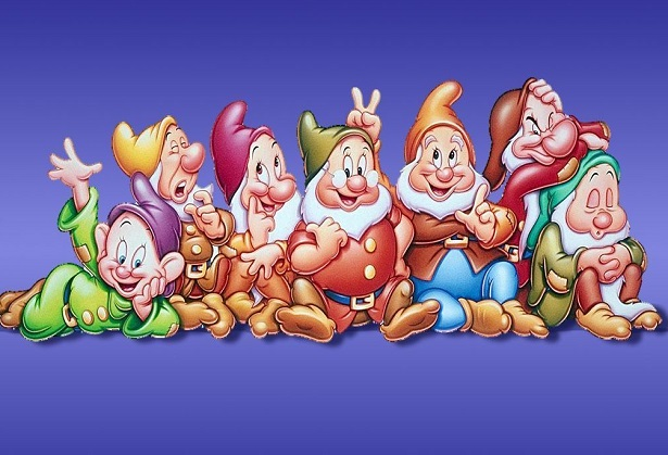Disney Re-imagines The 7 Dwarfs As 'Hip' In New Cartoon Series 7D