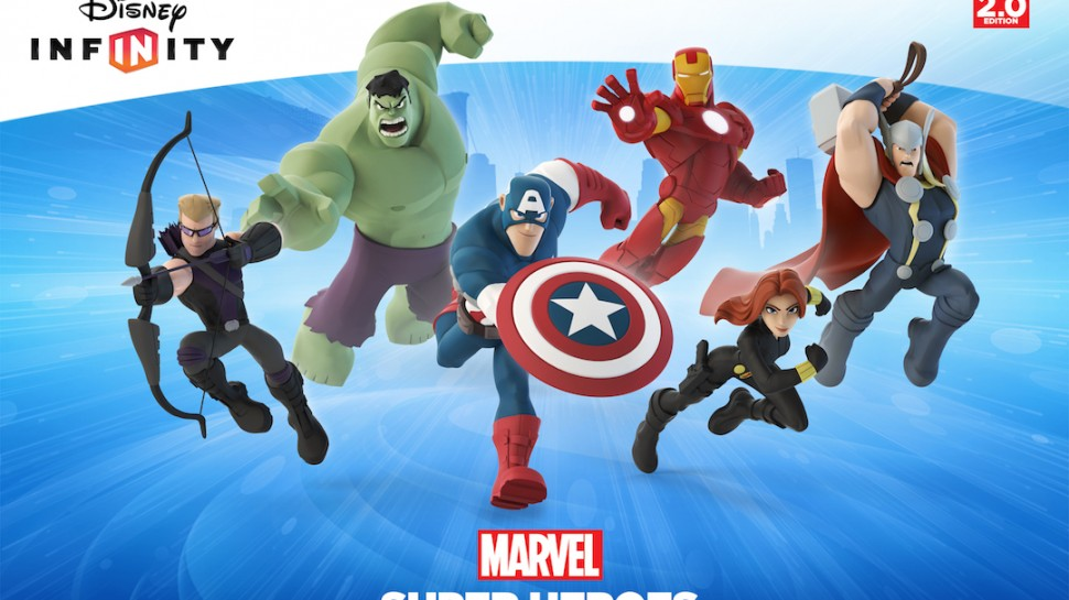 More Juicy Details On DISNEY INFINITY: MARVEL SUPER HEROES