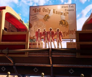 BIOSHOCK INFINITE Barbershop Quartet Cosplayers Sing 'God Only Knows'