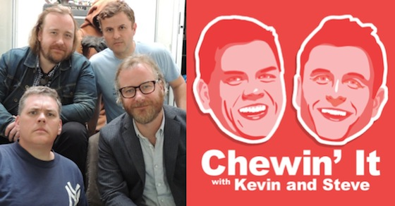 Chewin' It #54: Matt and Tom Berninger