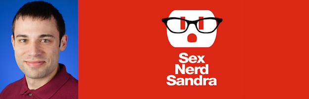Sex Nerd Sandra #137: The Science of Pleasure & Pain with Adam Whitman