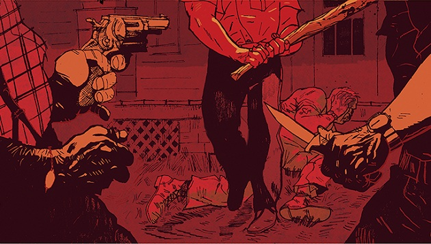 Comic Book Day: Pull List for April 30, 2014