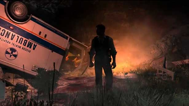 New THE EVIL WITHIN Trailer: There's Something Wrong With This Place