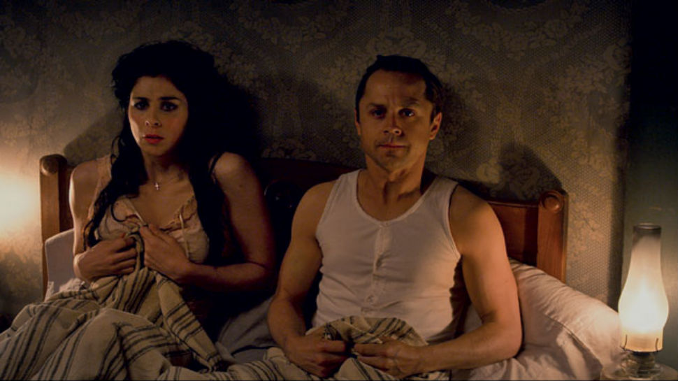 Sarah Silverman and Giovanni Ribisi Talk A MILLION WAYS TO DIE IN THE WEST