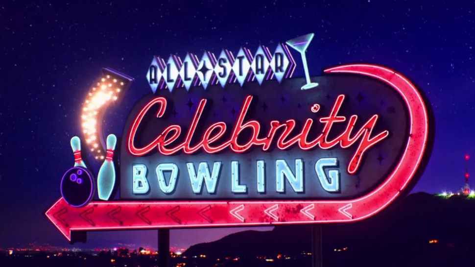 Chris Hardwick's ALL-STAR CELEBRITY BOWLING is Heading to TV on AMC!