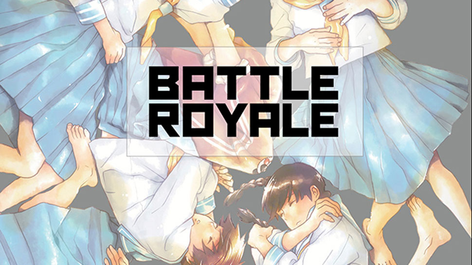 Viz to Release a New BATTLE ROYALE Novel in June