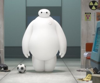 See the First Images from Disney and Marvel's BIG HERO 6