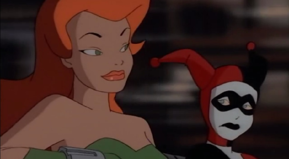BATMAN Reanimated – Harley and Ivy