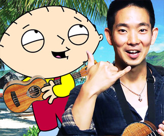 Ukulele Player Jake Shimabukuro Takes on TV Theme Songs