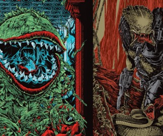 Ken Taylor's Art for Upcoming Mondo Gallery Show Revealed