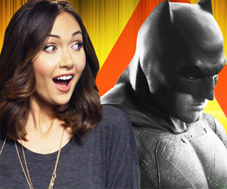 Nerdist News: New BATSUIT Revealed!