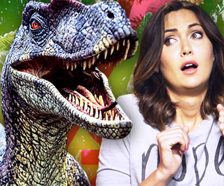 JURASSIC WORLD Story Details, KINGSMAN: THE SECRET SERVICE Trailer, and WOLFENSTEIN: THE NEW ORDER Impressions!
