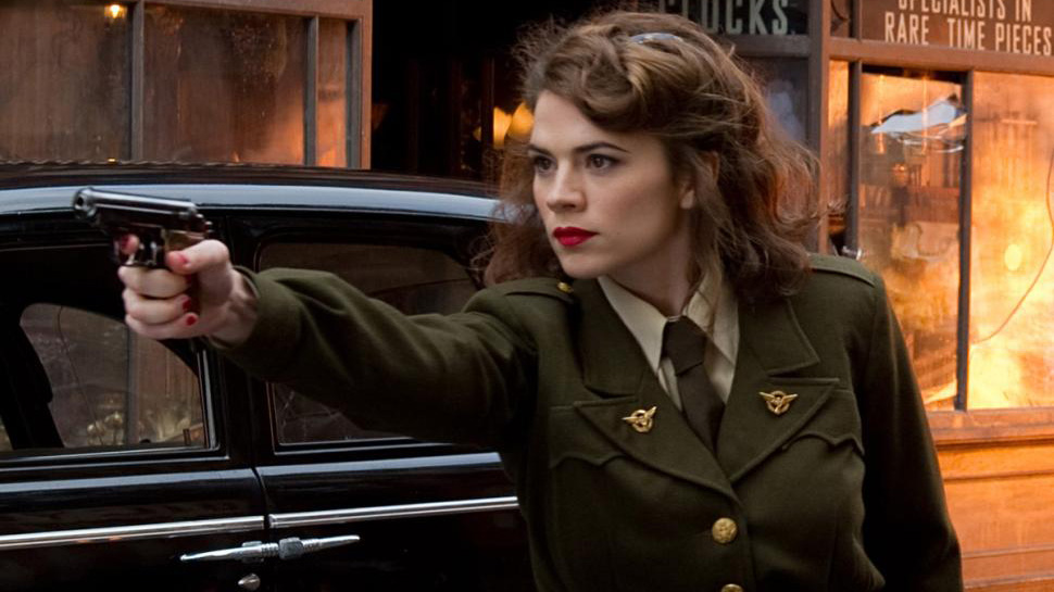 TV-Cap: AGENT CARTER TV Spot, GAME OF THRONES Hides from its Fans.