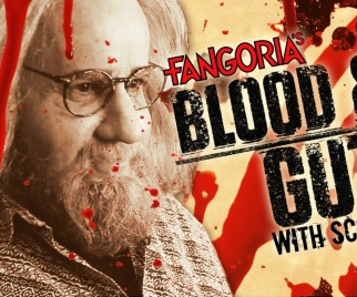 "Growing Old Fast with ""Fangoria's Blood and Guts"""