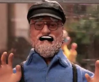 George R.R. Martin Voices Himself in this ROBOT CHICKEN Clip