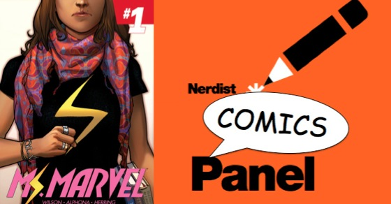 Nerdist Comics Panel #40: Listener Questions Answered