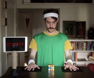 MIFVOTD 5/20/14: Good Cop Great Cop Goes for a Rubik's Cube Record