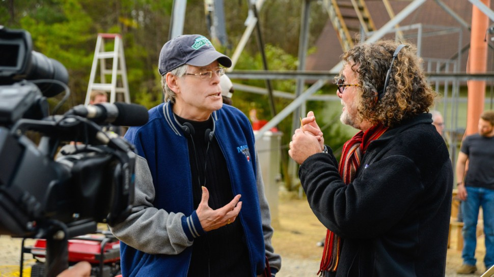 Hail to Stephen King! UNDER THE DOME's Creator Speaks