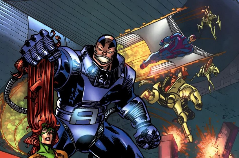Bryan Singer Teases X-MEN: APOCALYPSE & the Four Horsemen on Instagram