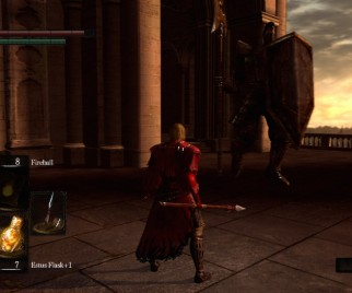 The Red Viper vs The Mountain, as Depicted in DARK SOULS