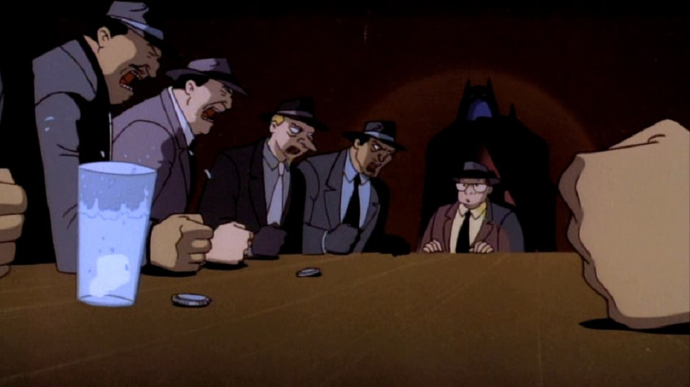 BATMAN Reanimated – The Man Who Killed Batman