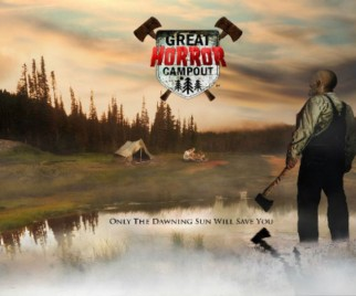 Are You Ready for the GREAT HORROR CAMPOUT?