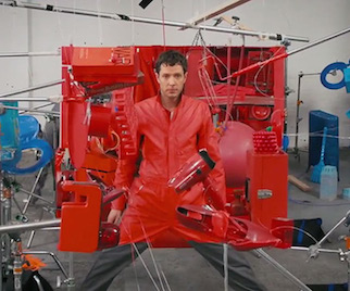 The Science of Why OK Go's Latest Music Video Blows Your Mind
