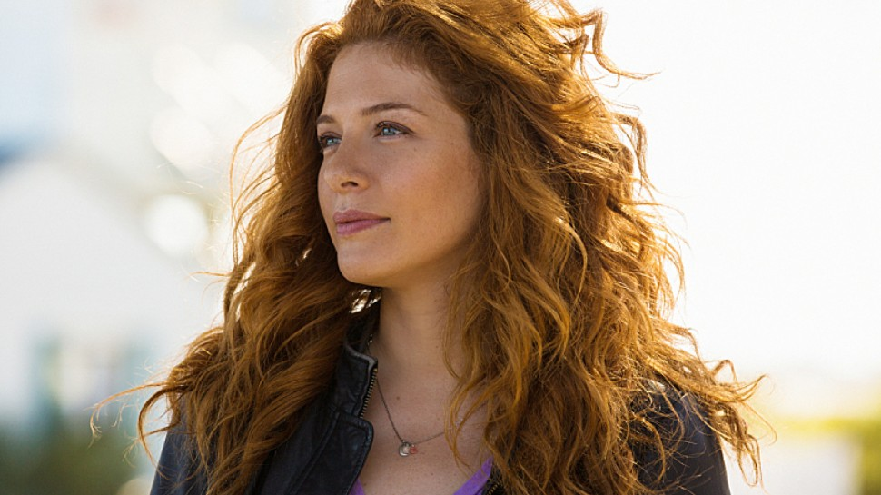 UNDER THE DOME's Monarch Rachelle Lefevre Speaks
