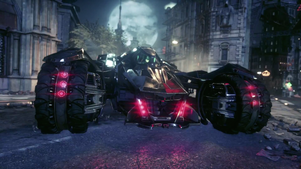 BATMAN: ARKHAM KNIGHT Pushed to 2015