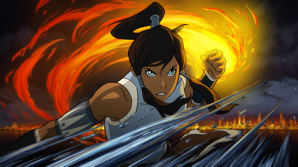 The First Official Trailer For THE LEGEND OF KORRA Season Three Is Here!
