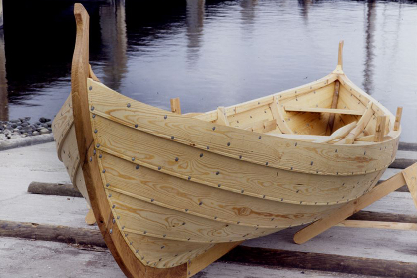 Live The Dream And Commission A Viking Ship Of Your Very