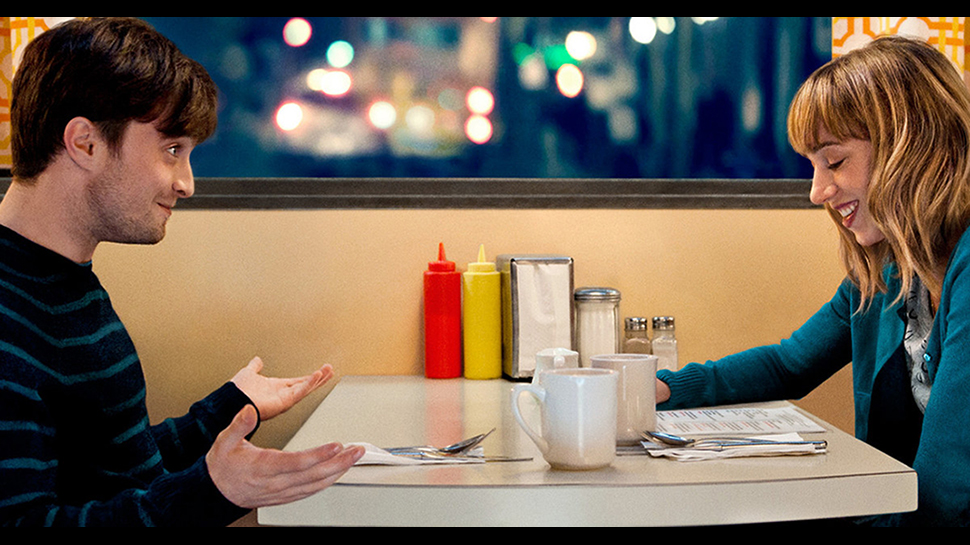 Watch the Trailer for Daniel Radcliffe's First Romantic Comedy, WHAT IF