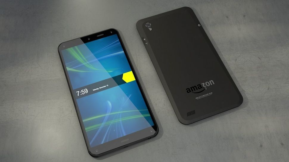 AMAZON Makes First Run at Smartphone Market with FIRE PHONE