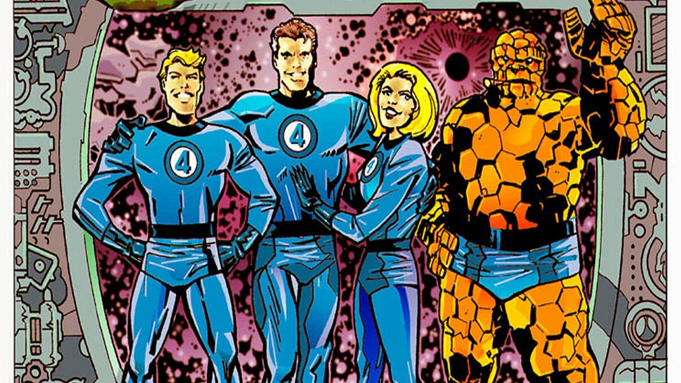 Website Details The Lost FANTASTIC FOUR TV Series Of The 1960s (Or Does It?)