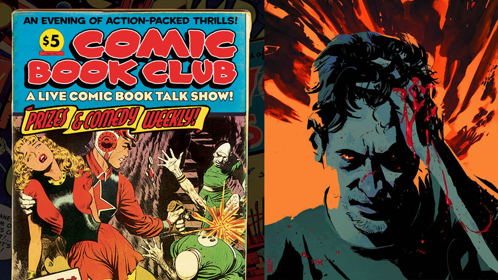 Comic Book Club: Outcast